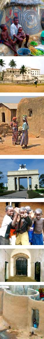 Cultural History Adventure in  Ghana