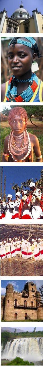 Omo Valley Bahir Dar Gonadr Axum & Christmas