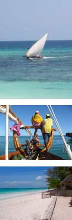 7 Day Beach Holiday in Zanzibar with Local Fishing