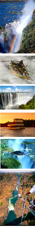 3 Days Victoria Falls ex Johannesburg or Cape Town