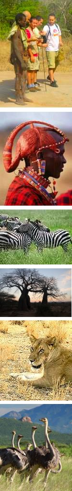 Kenya - Wildlife and Cultural Interaction Safari