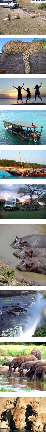South East Adventure - Nairobi to Pretoria