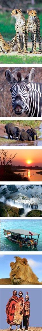 East African Explorer - Pretoria to Nairobi Overland