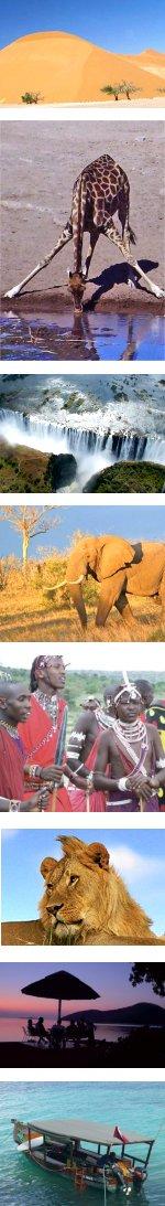 Cape Town to Zanzibar Overland