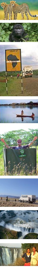 Ultimate African Adventure - Nairobi to Vic Falls