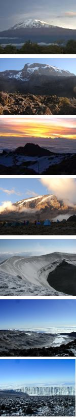 Kilimanjaro Climb Rongai Route Full Moon Summit