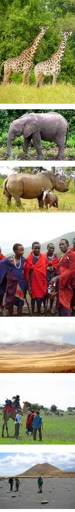 Explore Tanzania Walking Safari 9 days