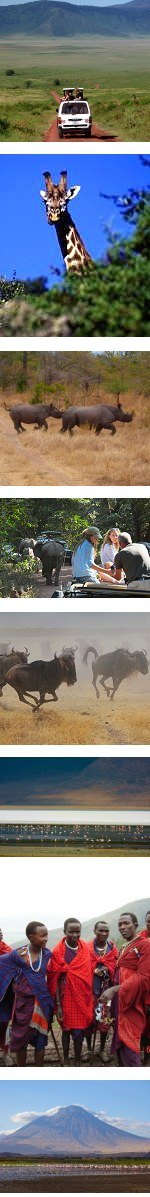 Explore Tanzania, Wildlife and Cultural Safari