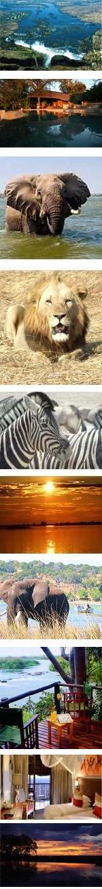 Three Countries Safari Zambia Botswana Namibia