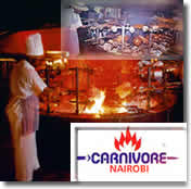 Nairobi National Park and Carnivore Dinner Experience