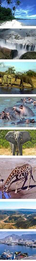 Zanzibar to Cape Town Overland Safari