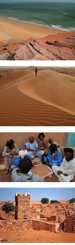 Holiday in Mauritania - from the Atlantic to Chinguetti