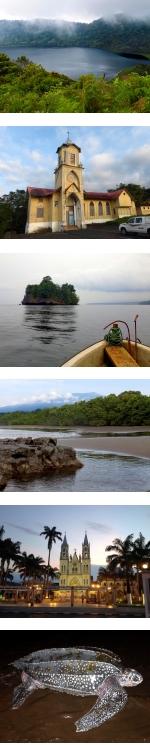 Island Africa - Equatorial Guinea and São Tomé