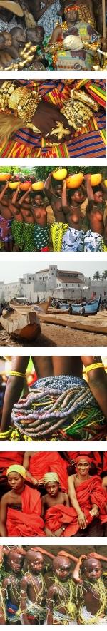 Festivals of Ghana