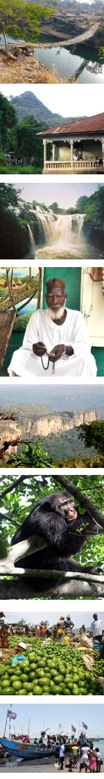 Guinea and Sierra Leone - The Fouta Djalon and Beyond