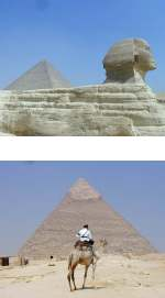 Egypt: Sights of Cairo and 5 Star Nile Cruise