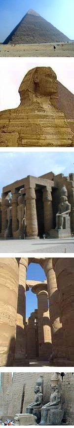 Egypt Tour  4 ngts Cairo-2 ngts Luxor-2 ngts Sharm