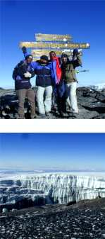 Great Heights - Kili Climb - Shira Route - 6 Days