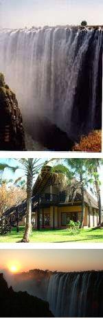 Victoria Falls Scenic splendour tour